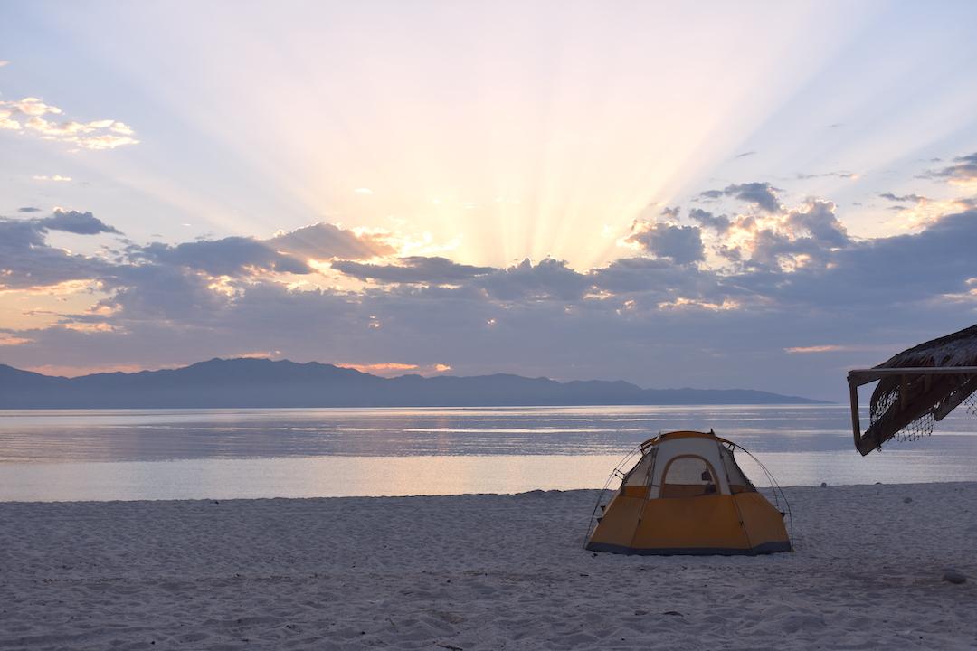 BeachCampingElSargento