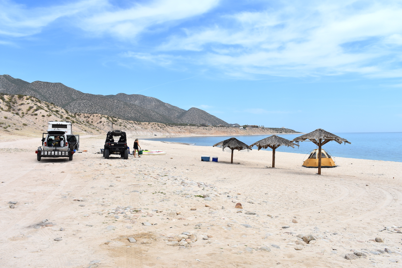 BeachCampingBaja